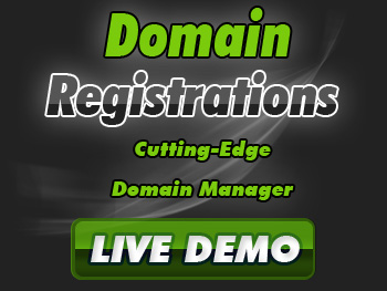 Half-priced domain registration service providers
